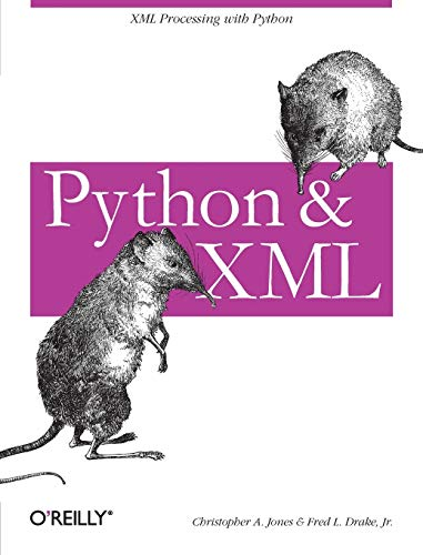 9780596001285: Python & XML (Classique Us)