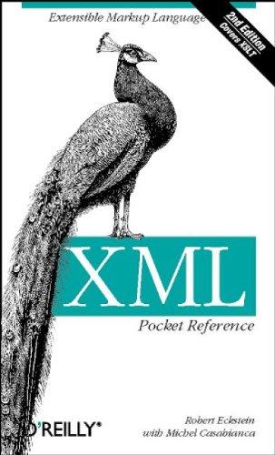 XML Pocket Reference (2nd Edition) by Robert Eckstein: Robert Eckstein
