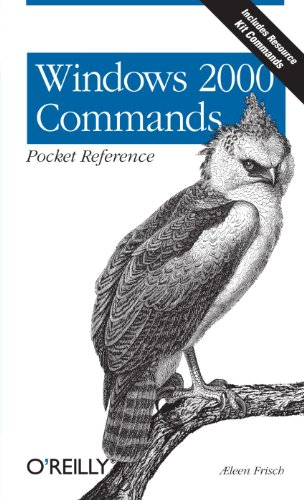9780596001483: Windows 2000 Commands Pocket Reference (Pocket Reference (O'Reilly))