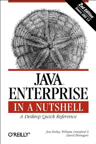 9780596001520: Java Enterprise in a Nutshell (2nd Edition)