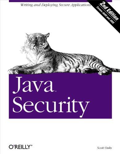 9780596001575: Java Security (Java Series)