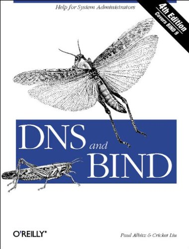 9780596001582: DNS and BIND