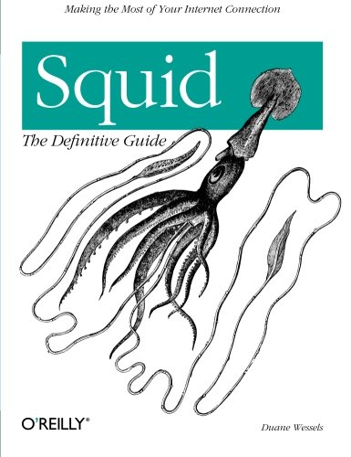 9780596001629: Squid: The Definitive Guide