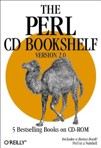 9780596001643: Perl CD Bookshelf 2.0 (Book & CD-ROM)