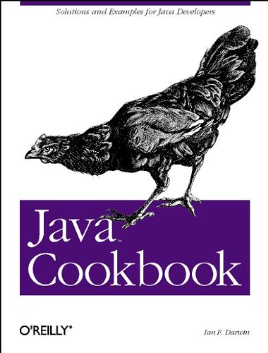 9780596001704: Java Cookbook: Solutions and Examples for Java Developers