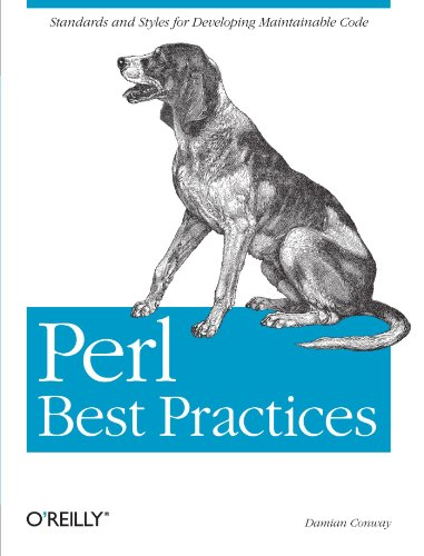 9780596001735: Perl Best Practices