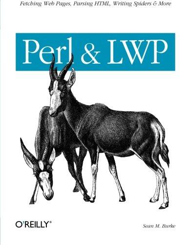 9780596001780: Perl & LWP (Classique Us)