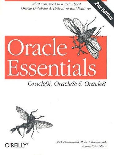 9780596001797: Oracle Essentials : Oracle9i, Oracle8i & Oracle8 (2nd Edition)