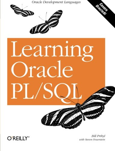 9780596001803: Learning Oracle PL/SQL