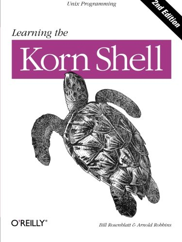 9780596001957: Learning the Korn Shell