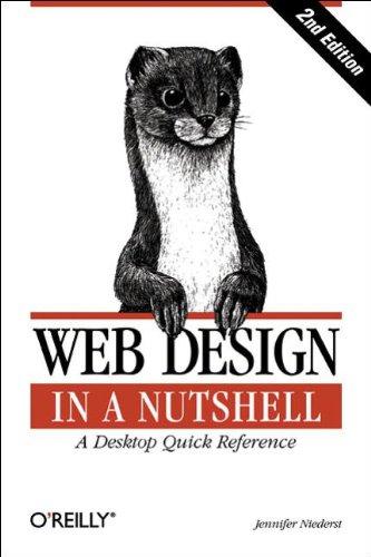 9780596001964: Web Design in a Nutshell