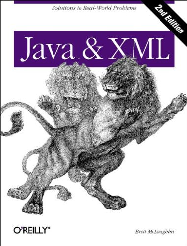 9780596001971: Java & XML, 2nd Edition: Solutions to Real-World Problems