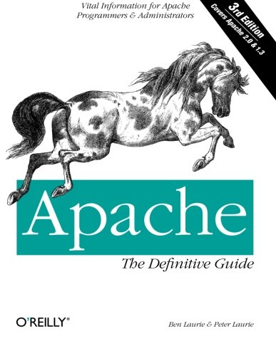 9780596002039: Apache: The Definitive Guide (3rd Edition)