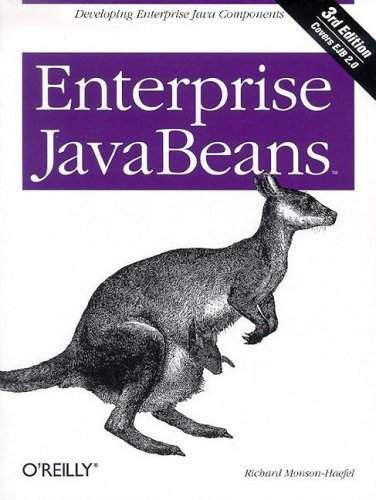 9780596002268: Enterprise JavaBeans (3rd Edition)