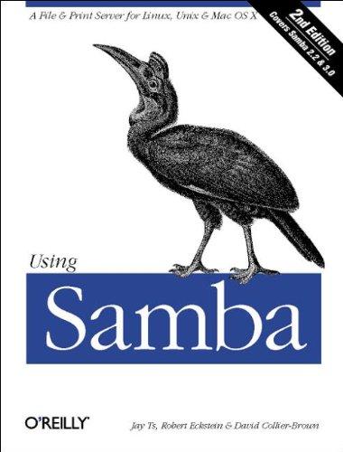 9780596002565: Using Samba, Second Edition