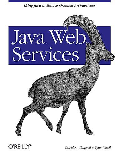 9780596002695: Java Web Services