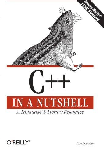 9780596002985: C++ in a Nutshell