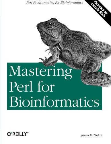9780596003074: Mastering Perl for Bioinformatics