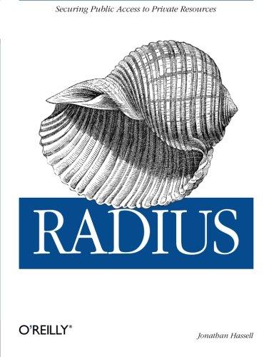 9780596003227: Radius (Classique Us)