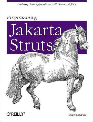 9780596003289: Programming Jakarta Struts