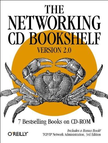 9780596003340: The Networking CD Bookshelf (Volume 2.0)