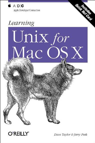 9780596003425: Learning Unix for Mac OS X (Classique Us)