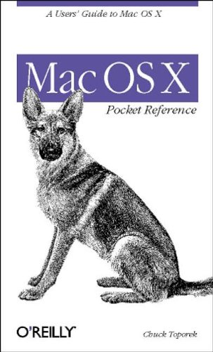 9780596003463: Mac OS X Pocket Reference: A User's Guide to Mac OS X