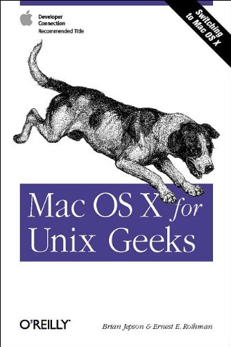 9780596003562: Mac OS X for Unix Geeks
