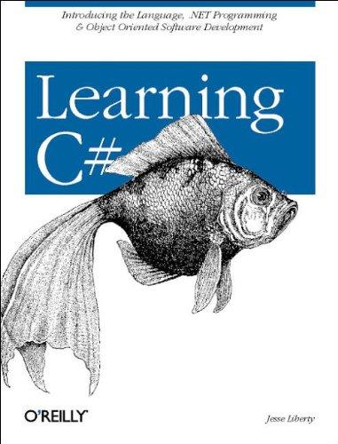 9780596003760: Learning C# (Classique Us)