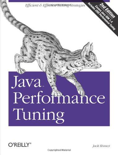 9780596003777: Java Performance Tuning, 2nd Edition (en anglais)