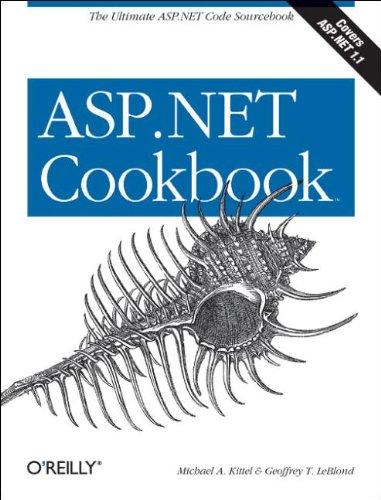 9780596003784: ASP.NET Cookbook