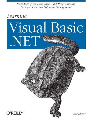 9780596003869: Learning Visual Basic .NET