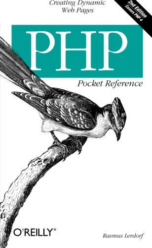 9780596004026: PHP Pocket Reference, 2nd Edition