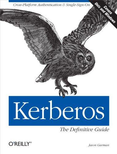 9780596004033: Kerberos: The Definitive Guide (Definitive Guides)