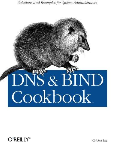 9780596004101: DNS & Bind Cookbook