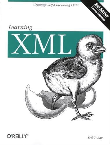9780596004200: Learning XML (Classique Us)