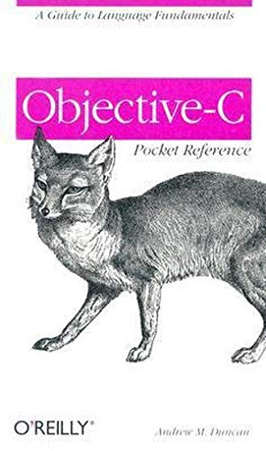 9780596004231: Objective-C Pocket Reference