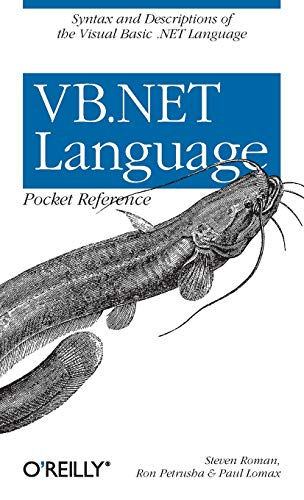 9780596004286: VB.NET Language Pocket Reference