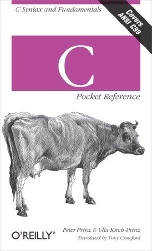 9780596004361: C Pocket Reference
