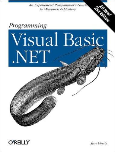 9780596004385: Programming Visual Basic .NET, 2nd Edition