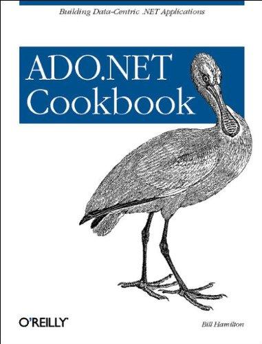 9780596004392: ADO.NET Cookbook