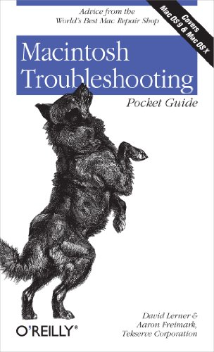 9780596004439: Macintosh Troubleshooting Pocket Guide for Mac OS: Advice from the World's Best Mac Repair Shop