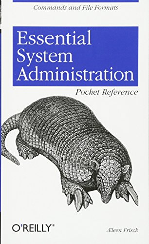 9780596004491: Essential System Administration Pocket Reference: Commands and File Formats