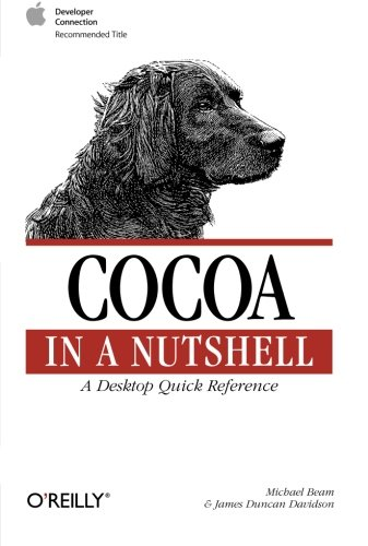 9780596004620: Cocoa in a Nutshell: A Desktop Quick Reference