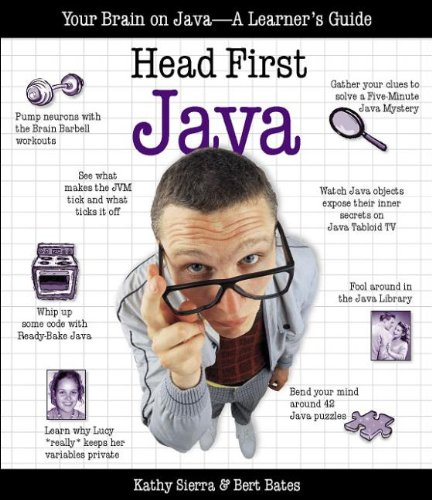9780596004651: Head First Java: Your Brain on Java - A Learner's Guide