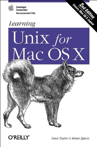 9780596004705: Learning Unix for Mac OS X (Classique Us)