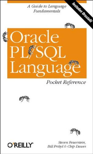 9780596004729: Oracle PL/SQL Language Pocket Reference