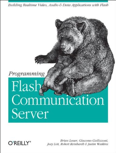 Programming Flash Communication Server (0596005040) by Brian Lesser; Giacomo Guilizzoni; Robert Reinhardt; Joey Lott; Justin Watkins