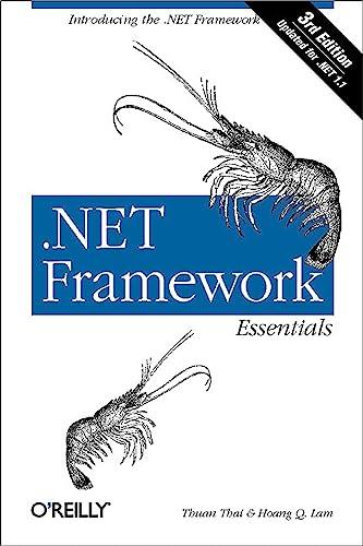 9780596005054: .NET Framework Essentials: Introducing the .NET Framework