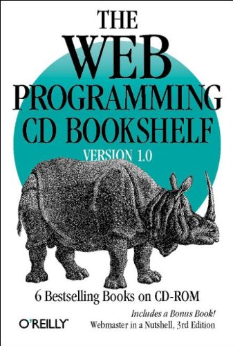 9780596005108: The Web Programming CD Bookshelf Version 1.0